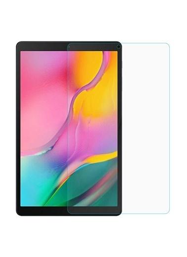 Microsonic Samsung Galaxy Tab A 10.1'' T510 Temperli Cam Ekran koruyucu Renksiz
